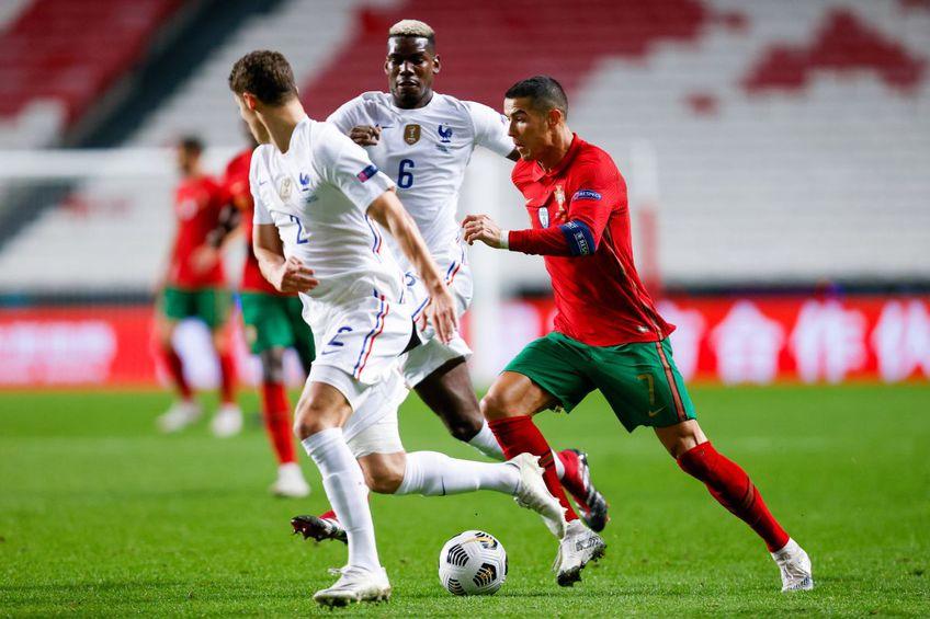 Portugalia și Franța sunt două dintre marile favorite la câștigarea EURO 2020 // foto: Imago