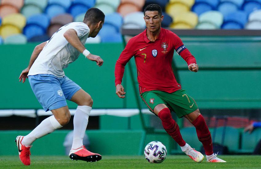 """Ronaldo, motivat și la 36 de ani: """"Voi juca la acest Euro ca și cum ar fi primul"""""""