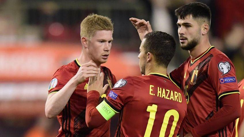 Belgienii au probleme! De Bruyne și Hazard ratează primul meci?!