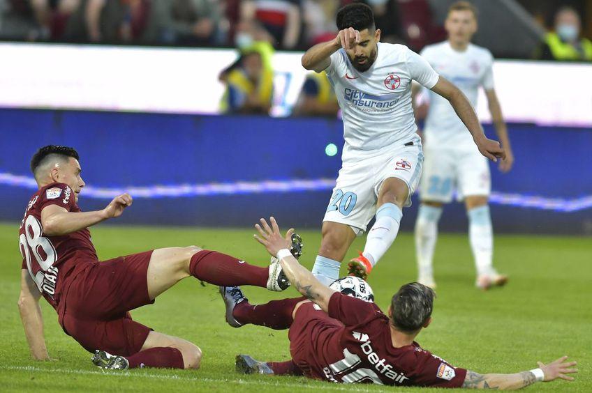 FCSB a încheiat sezonul pe locul 2 // foto: Imago