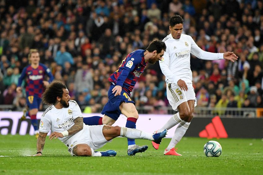 "Real Madrid - Barcelona 2-0, ultimul meci jucat pe ""Santiago Bernabeu"" // foto: Guliver/gettyimages"