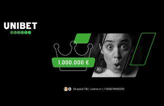 Câștigă premii extra la finalul meciurilor de la EURO 2020: Unibet pune la bătaie 1.000.000€ pentru pariori