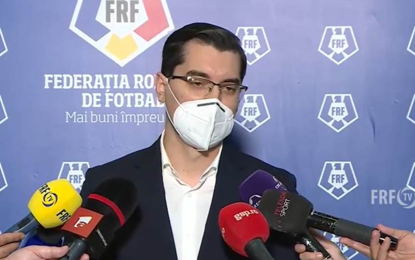 Răzvan Burleanu (36 de ani), președintele Federației Române de Fotbal, crede că Italia ar putea produce surpriza la Euro 2020.
