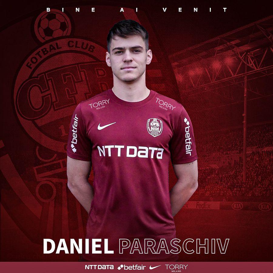 CFR Cluj a prezentat încă un transfer » Un atacant de 22 de ani care a impresionat sezonul trecut