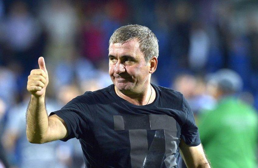 Gică Popescu, 53 de ani, președintele Viitorului, anunță că fuziunea clubului deținut de Gheorghe Hagi cu Farul este tot mai aproape.