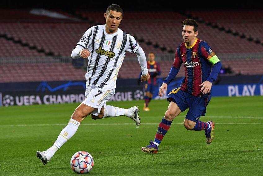 Gică Hagi, cel mai mare nume din fotbalul românesc, se regăsește în profilul de jucător al lui Leo Messi, starul celor de la Barcelona.