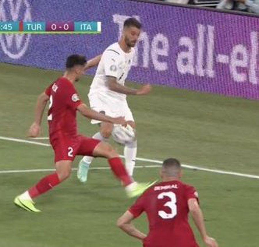 """Turcia - Italia 0-3 » I-au sufocat! """"Squadra Azzurra"""" își anunță candidatura la primul trofeu după 50 de ani"""