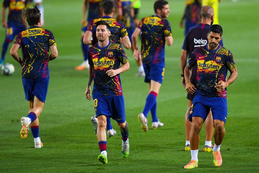Valladolid și Barcelona se vor întâlni sâmbătă, de la ora 20:30, într-un meci contând pentru etapa a 36-a din La Liga.