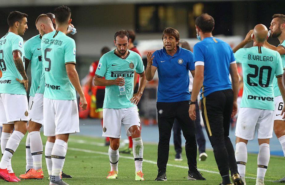 Antonio Conte ar putea pleca de la Inter // Guliver/GettyImages
