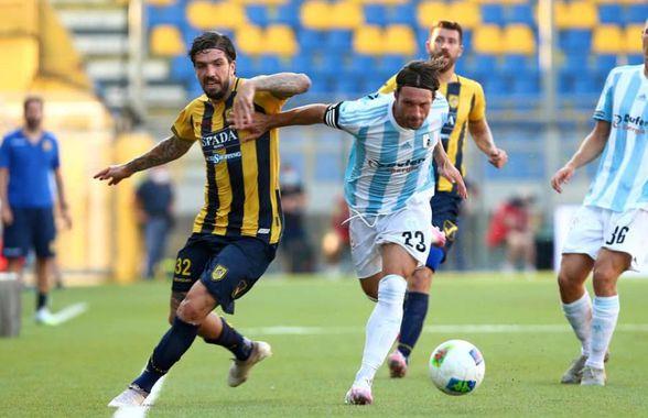 Bătaie ca în Vestul Sălbatic în Italia » Trei arestaţi şi un jucător ajuns la spital în Serie B!