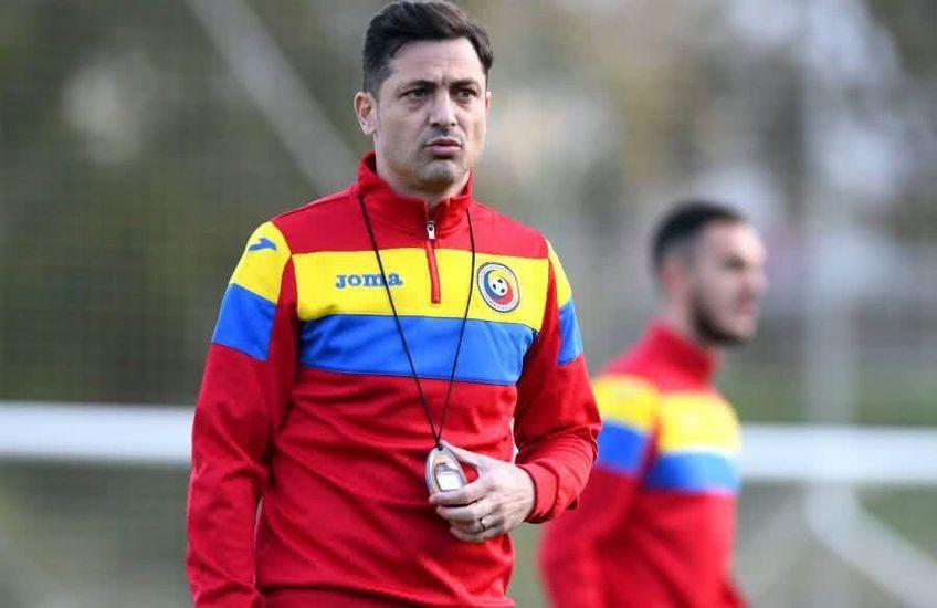 Mirel Rădoi, selecționer echipa națională