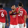 Bruno Fernandes impresionează la Manchester United // FOTO: Guliver/GettyImages