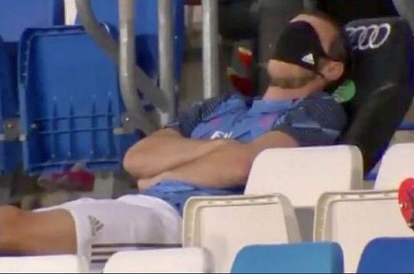Gareth Bale e la al patrulea meci consecutiv în care nu joacă deloc la Real Madrid
