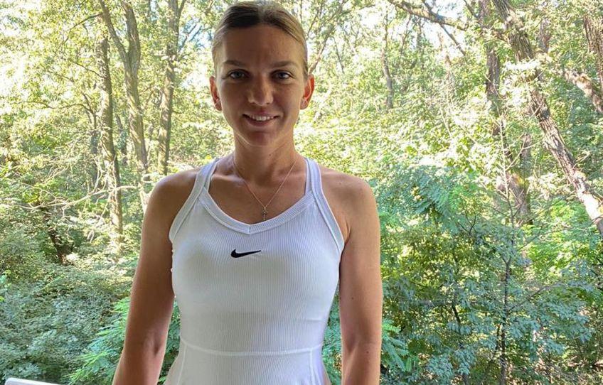 Simona Halep este campioana en-titre de la Wimbledon // Sursă foto: Facebook