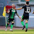 Lazio a fost dominată pe teren propriu de Sassuolo