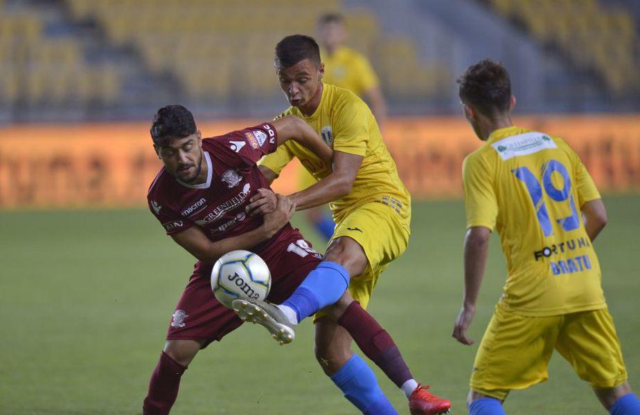 Derby-ul Petrolul - Rapid s-a terminat 0-0