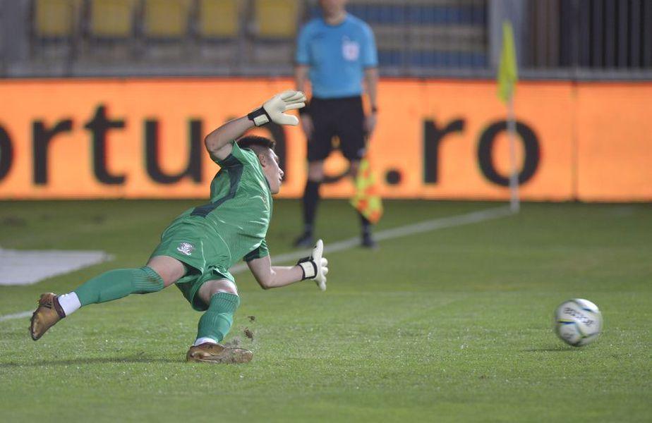 Petrolul a ratat 3 penaltyuri la aceeași fază în meciul cu Rapid