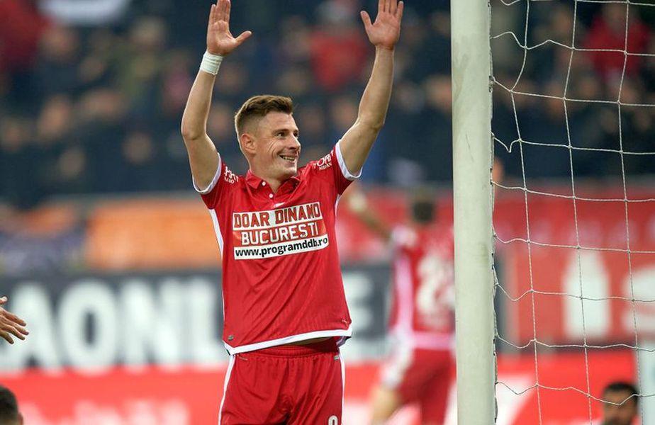 Lui Vali Lazăr i-a expirat contractul cu Dinamo