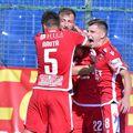 Ahmed Bani a marcat în Academica Cliceni - Dinamo 1-3