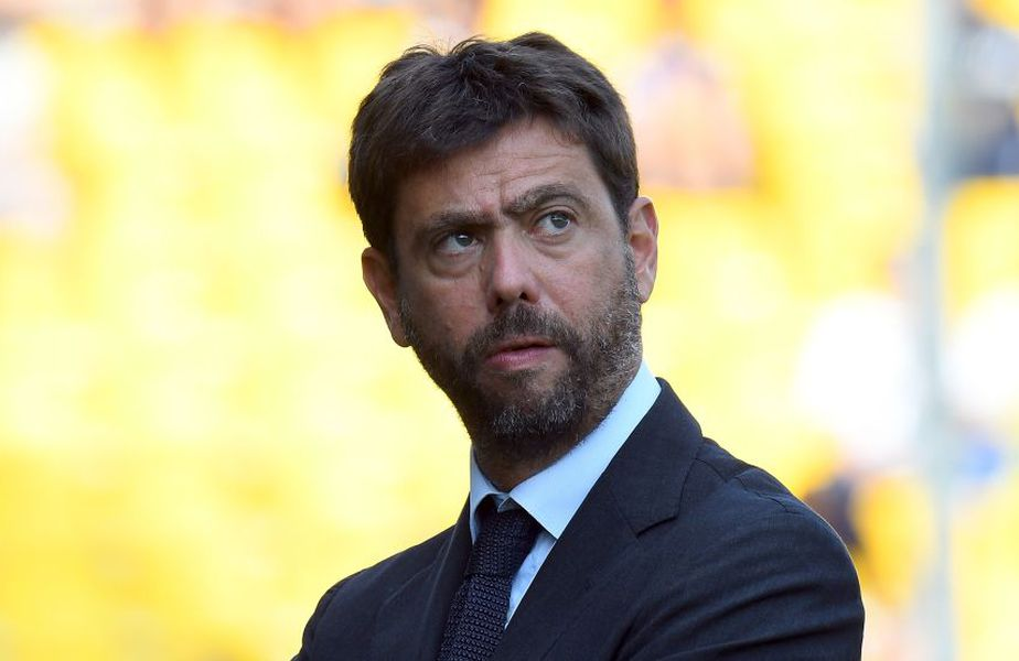 FOTO: GettyImages // Andrea Agnelli