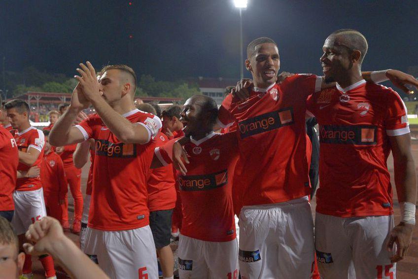 Claude Dielna ar putea reveni la Dinamo. foto: GSP