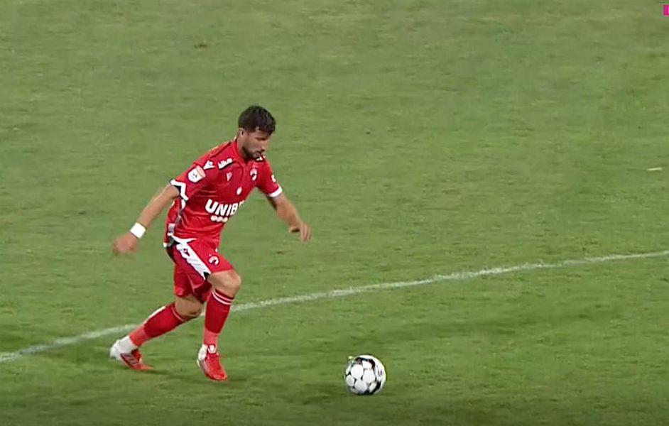 Gol Borja Valle- Dinamo - FC Botoșani