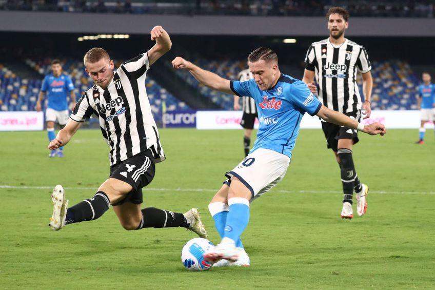 Juventus a fost învinsă de Napoli, scor 1-2 // foto: Guliver/gettyimages