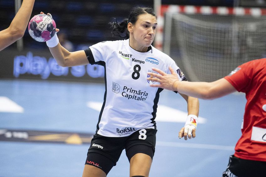 Cristina Neagu va înfrunta, încă o dată, echipa daneză Esbjerg // foto: Imago