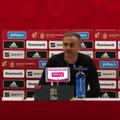 Luis Enrique, 50 de ani, selecționerul Spaniei, a oferit un moment amuzant la conferința de presă de după meciul cu Elveția, 1-0, din Liga Națiunilor.