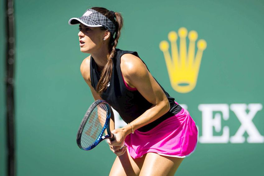 Sorana Cîrstea, la Indian Wells // foto: Imago Images