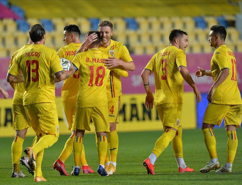 România - Belarus, amical, 2020
