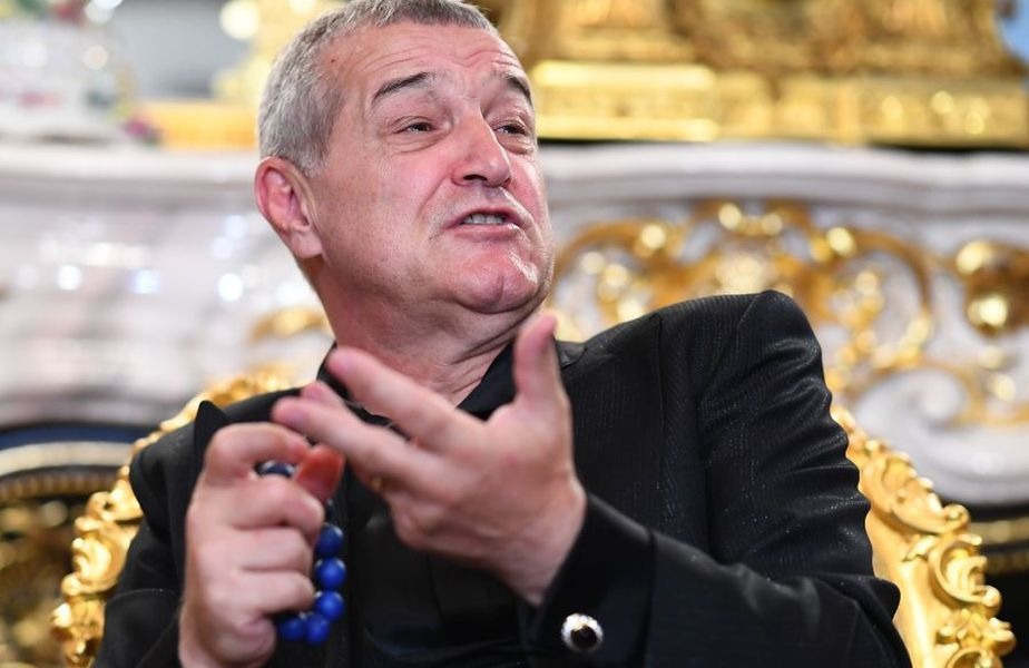 "Exclusiv | ""Scenarii din filmele de groază!"". Gigi Becali ...  |Gigi Becali"