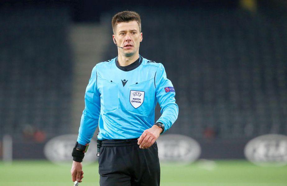 "Benoit Bastien, ""centralul"" din Young Boys - CFR Cluj 2-1 // foto: Imago"
