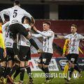U Cluj - Ripensia 1-0 FOTO: facebook.com/FCUCluj/