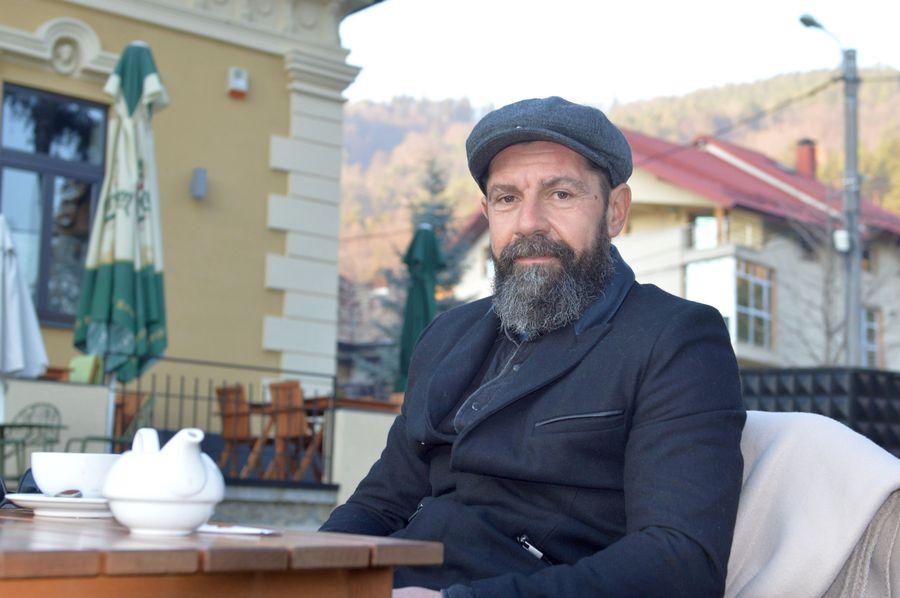 Angelo, cu o fizionomie total schimbată față de când juca FOTO Vlad Nedelea (Piatra Neamț)