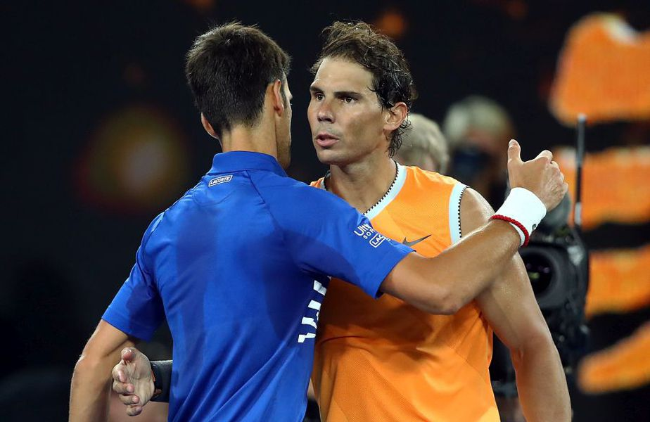 Rivalitatea Nadal - Djokovic a schimbat tenisul. foto: Guliver/Getty Images