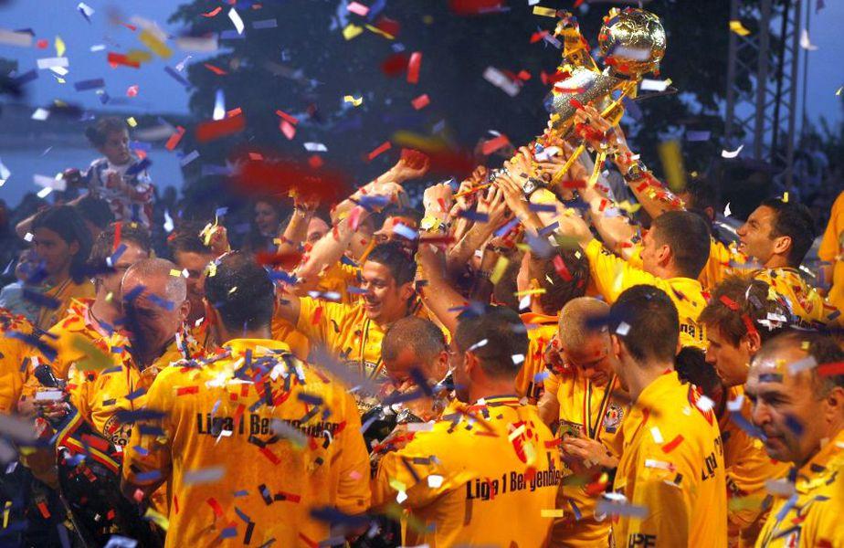 Oțelul a dat toate calculele peste cap și a câștigat titlul în 2011