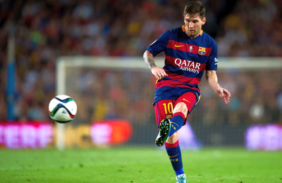 Lionel Messi, Barcelona // foto: Guliver/gettyimages