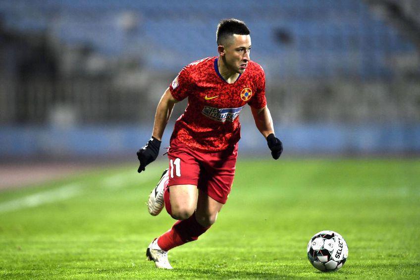 Olimpiu Moruțan, FCSB // foto: Imago