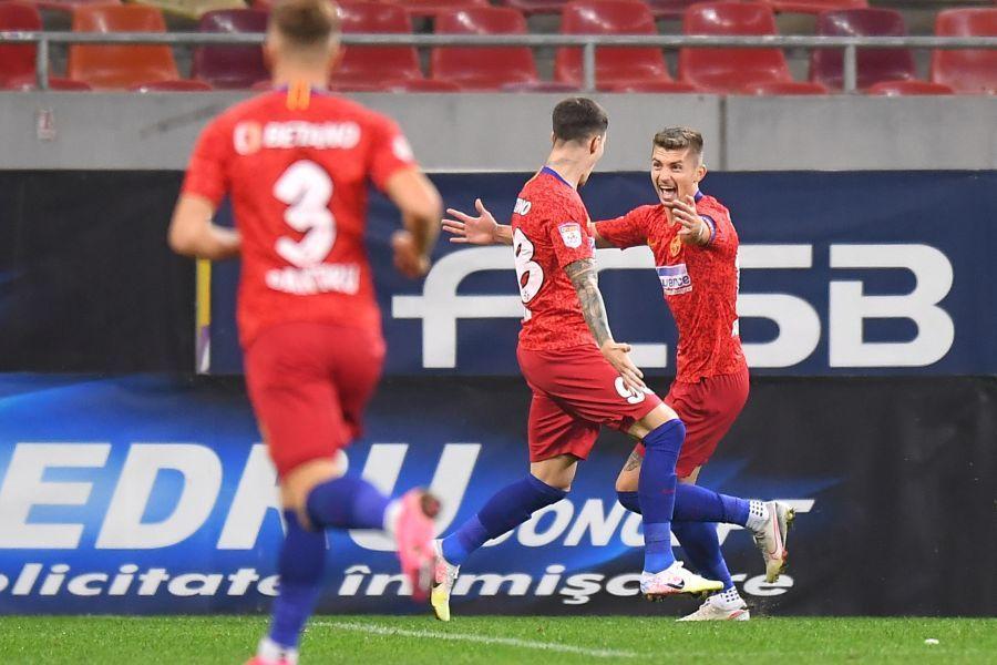 FCSB - Dinamo 3-2