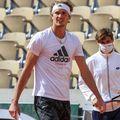 Alexander Zverev nu va mai colabora cu David Ferrer / Sursă foto: Imago Images