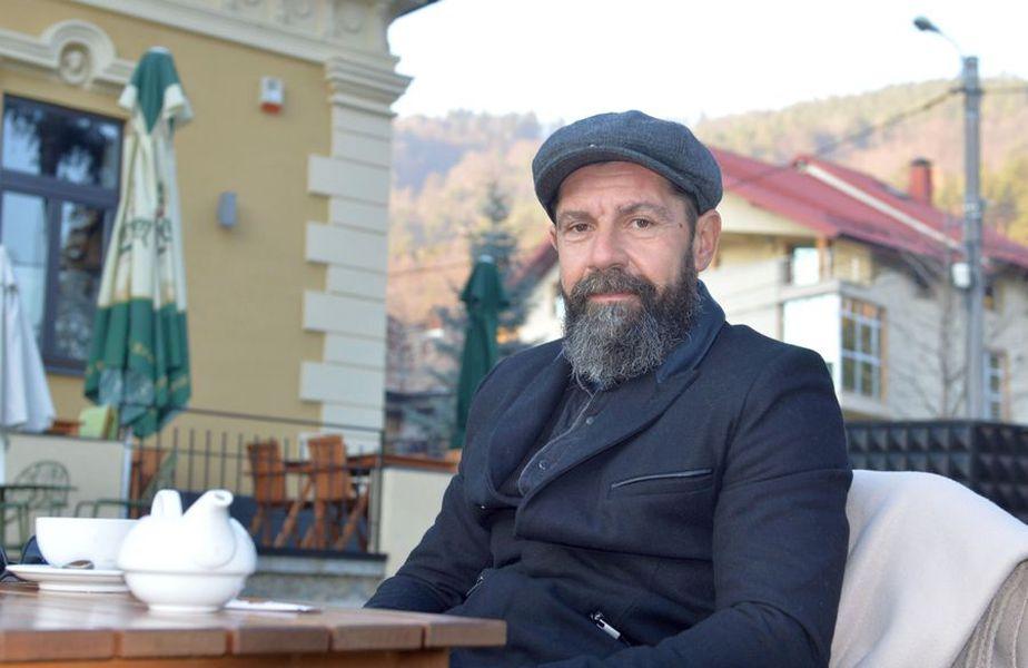 Angelo, cu o fizionomie total schimbată față de când juca FOTO Vlad Nedelea