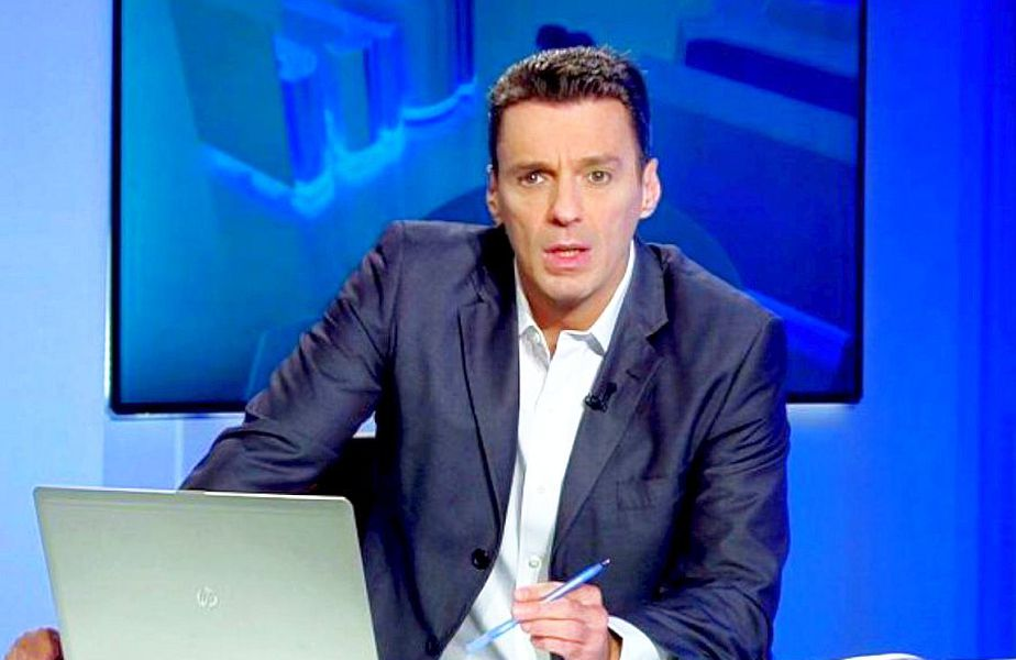 Mircea Badea, prezentator TV, foto: Libertatea