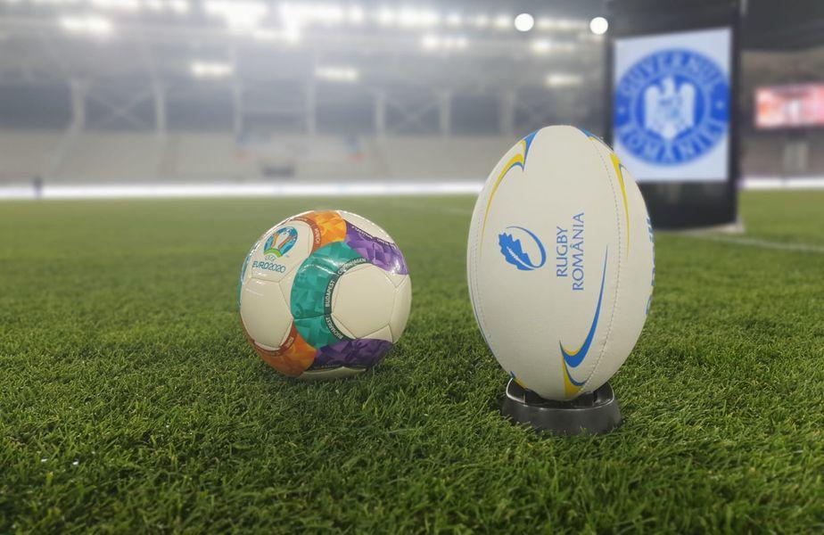 """Disputa pentru arena """"Arcul de Triumf"""" din București, dintre Federația Română de Rugby și Ministerul Tineretului și Sportului, continuă."""