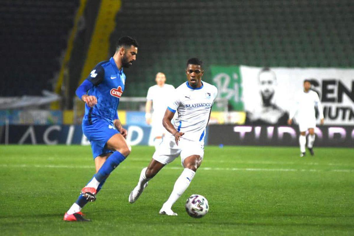 Rizespor - Erzurum 0-2 12.02.2021
