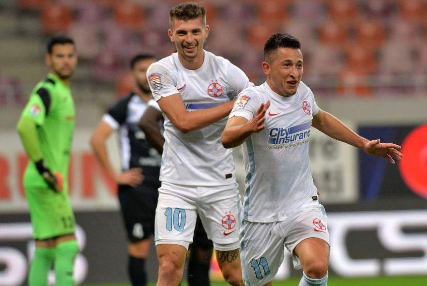 """5-0 cu Hermannstadt este cea mai mare victorie a celor de la FCSB în acest sezon pe """"Arena Națională"""""""