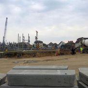 Stadionul din Sibiu ar trebui să fie gata în primăvara lui 2022. FOTO: Remus Dinu (GSP)