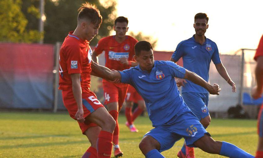 FCSB 2 - CSA Steaua 1-2 FOTO Facebook AS47