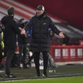 Chris Wilder, stânga, și Jurgen Klopp FOTO Guliver/Gettyimages