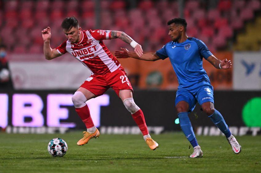 Dinamo are patru înfrângeri la rând în Liga 1 // FOTO: Raed Krishan